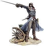 アサシンクリードユニティ置物。アルノ:フィアレスアサシン   Assassin's Creed Unity Figurine. Arno: The Fearless Assassin