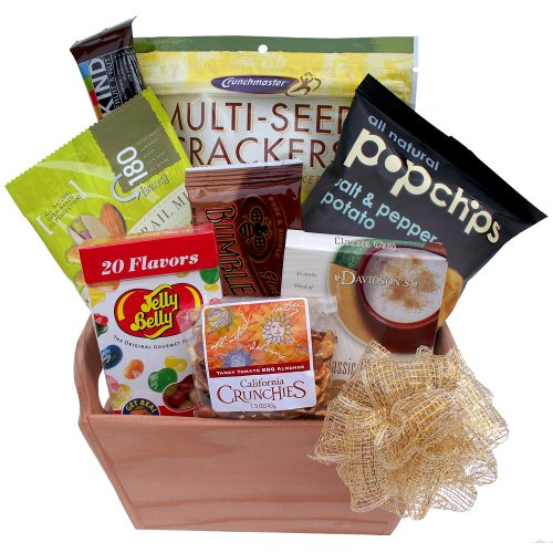 Great Gifts Baskets California Gold: Gluten Free,