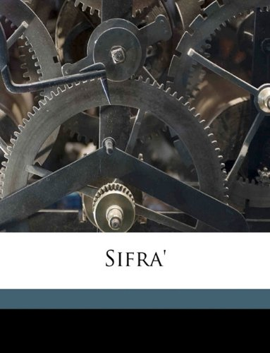 Sifra'
