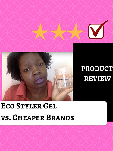 Review: Product Review: Eco Styler Gel vs. Cheaper Brands