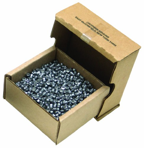 Crosman Premier Domed .177-Caliber 10.5 Grain Pellet, 1250 in a Box