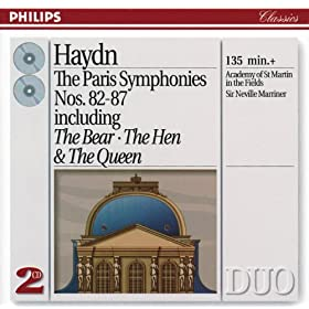 "Haydn: Symphony in B flat, H.I No.85 -""La Reine"" - 3. Menuetto (Allegretto)"