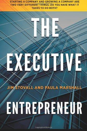 The Executive Entrepreneur