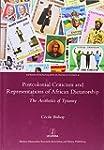 Postcolonial Criticism and Representa...