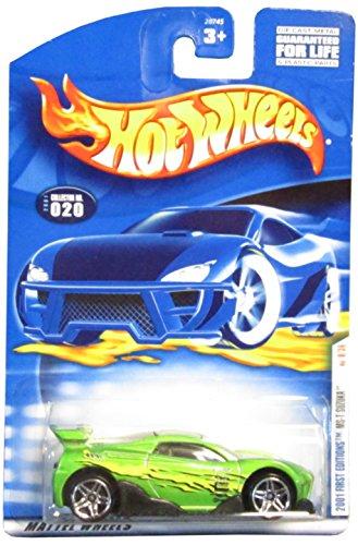 Hot Wheels 2001-020 First Edition MS.T-SUZUKA 8/36 1:64 Scale - 1
