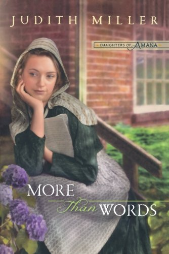 More Than Words (Daughters of Amana, Book 2)