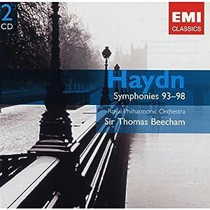 Haydn - Symphonies n° 93 à 98 (2CD)