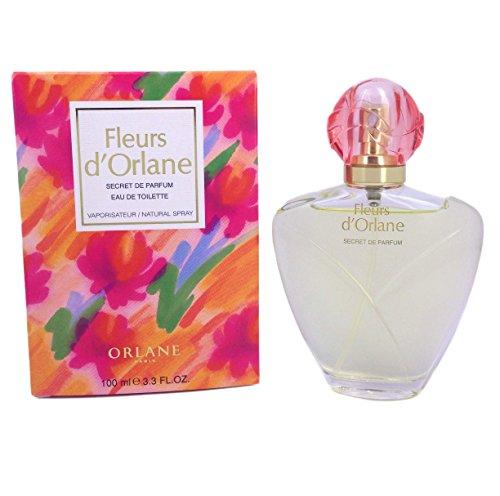 Orlane Fleurs d'Orlane Secret de Parfum Eau de Toilette 100ml 3,3oz