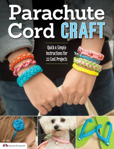 Design Originals-Parachute Cord Craft (Cord Book compare prices)
