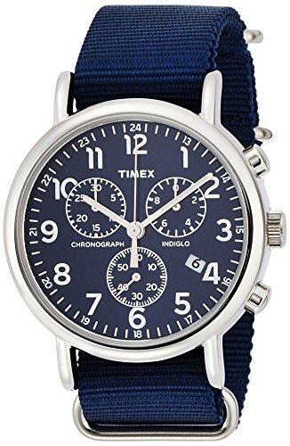 Timex Weekender Tw2P71300 Orologio da Polso Unisex