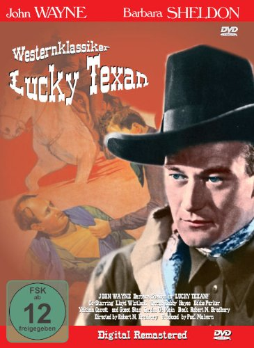 JOHN WAYNE Lucky Texan