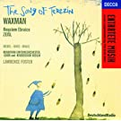 Waxman/Zeisl: The Song of Terezin/Requiem Ebraico