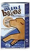 Zukes 16-Ounce Mini Bakes Dog Treats Peanut Butter n Blueberryz