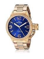TW STEEL Reloj de cuarzo Unisex CB185 BLANCO
