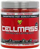 BSN Cell Mass 2.0 Arctic Berry Blast - 30 Serve