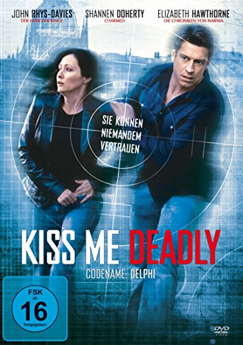 Kiss Me Deadly - Codename: Delphi