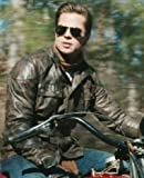 The Curious Case of Benjamin Button 3/4 Leather Jacket