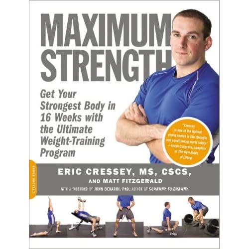 Get Strong With Cressey