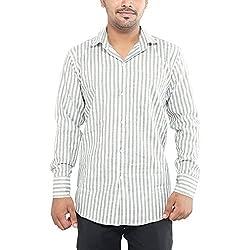 Oshano Men's Trendy Cotton Shirt