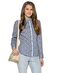 Casual Paisley Floral Print Shirt