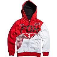 Fox 2014 Boy's Eracer Zip Front Hoody - 08882