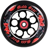 MGP 110-mm She Devil Aero Scooter Wheel - Black PU with Black Core