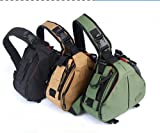 Fashion Waterproof Shockproof Camera Bag Case for Nikon D800 D700 D7000 Black