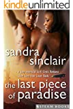 The Last Piece of Paradise - A Sexy Interracial Sci-Fi Erotic Romance Short Story from Steam Books