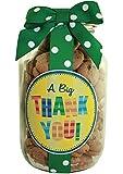 Nams Bits Chocolate Chip Cookies Glass 20oz Jar - A BIG Thank You