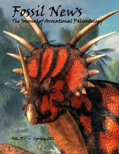 Fossil News: The Journal of Avocational Paleontology (Volume 19)