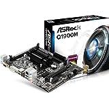 Asrock Q1900M - Placa base (DDR3-SDRAM, DIMM, Dual, Intel, Serial ATA II, Realtek RTL8111GR)