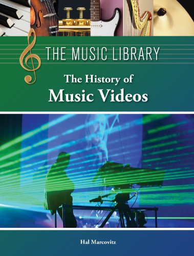The History of Music Videos (Music Library (Lucent))