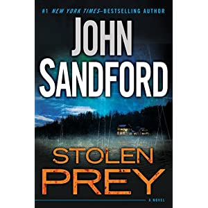 Stolen Prey Hardcover Book