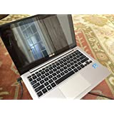 Asus VivoBook,Capacitive Multi-Touch LED, Intel Core i3-2365M Dual-Core 1.4GHz, 4GB DDR3, 500GB SATA, HDMI, USB 3.0, 802.11n, Win 8, 11.6 Inches