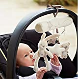 HENGSONG Children Baby Soft Cot Pram Bed Hanging Musical Rattle Rabbit Toys 3-36 Months