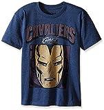 Marvel Big Boys' NBA Co-Branded T-Shirt