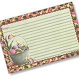 Cookbook People 4 X 6' Recipe Card - Easter Chicks