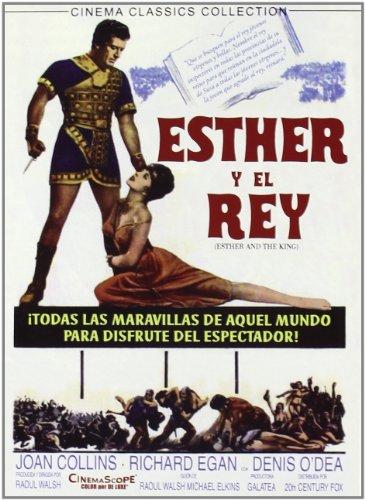 Esther y el rey (Edición Impulso) [DVD]