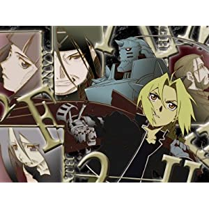 Fullmetal Alchemist - Collage Photographic Poster Print, 42x56