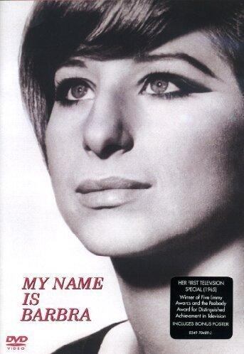 Barbra Streisand: My Name Is Barbra By Rhino By Joe Layton Dwight Hemion