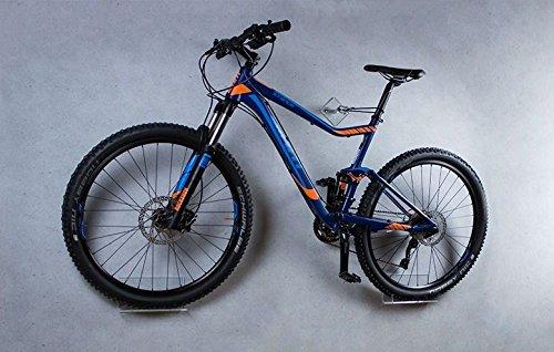 trelixx fahrrad wandhalter mountainbike aus plexiglas design radhalter wandmontage 1000fach. Black Bedroom Furniture Sets. Home Design Ideas