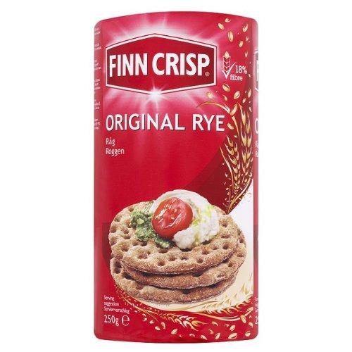 Finn Crisp Original Rye Crispbread 10x250g