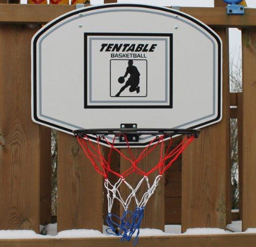 land haus shop basketkorgen f llbar basket ringn t med backboard inomhus utomhus 60x45cm. Black Bedroom Furniture Sets. Home Design Ideas