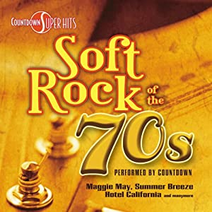 soft rock of the 70 39 s uk import by countdown music. Black Bedroom Furniture Sets. Home Design Ideas