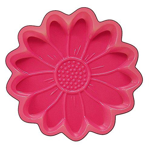 Creative Converting Plastic Tray, Daisy Shaped