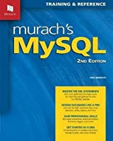 Murach's MySQL, 2nd Edition Front Cover