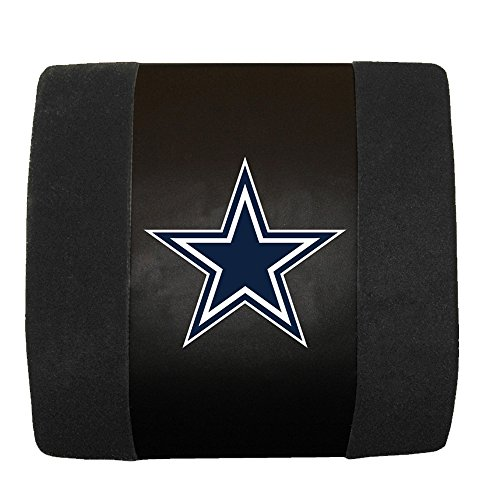 dallas cowboys nfl sports team logo car truck suv lumbar front car seat back cushion vehicles. Black Bedroom Furniture Sets. Home Design Ideas