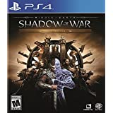 Middle-Earth: Shadow Of War Gold Edition - PlayStation 4 (Color: gold)