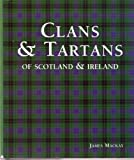 img - for Clans & Tartans of Scotland & Ireland book / textbook / text book