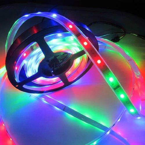 5M Magic Dream color 5050 RGB LPD 6803 IC LED